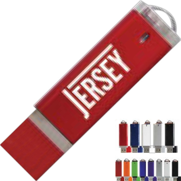 2GB Jersey USB Flash Drive (Overseas)