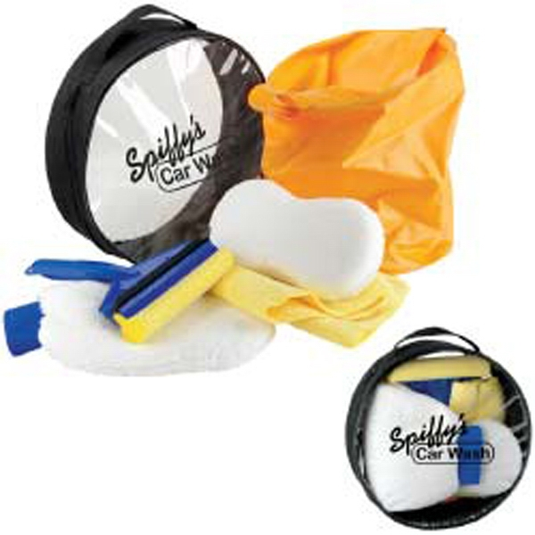 Car Wash Kit Comes With Everything You Need To Keep Your Vehicle Shiny And Spotless Photo