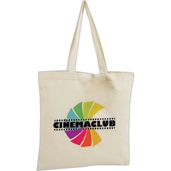 100 % Cotton Canvas Tote Bag