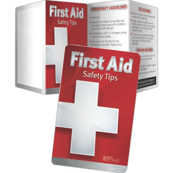Key Points (tm) - Key Points - First Aid: Safety Tips Photo