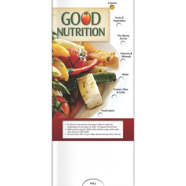 Pocket Slider (TM) - Good Nutrition (Spanish) - Pocket Slider - Good Nutrition (Spanish).