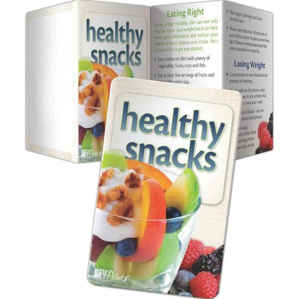 Key Points (TM) - Healthy Snacks - Key Points - Healthy Snacks.