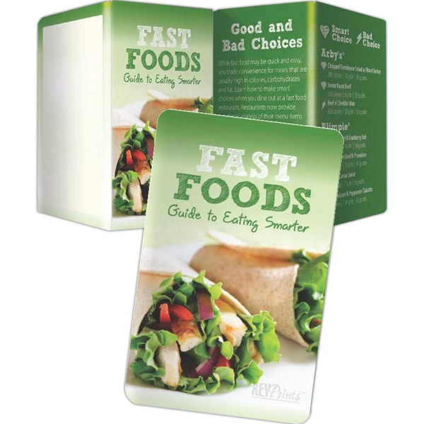 Key Points (tm) - Key Points - Fast Foods: Guide To Eating Smarter Photo