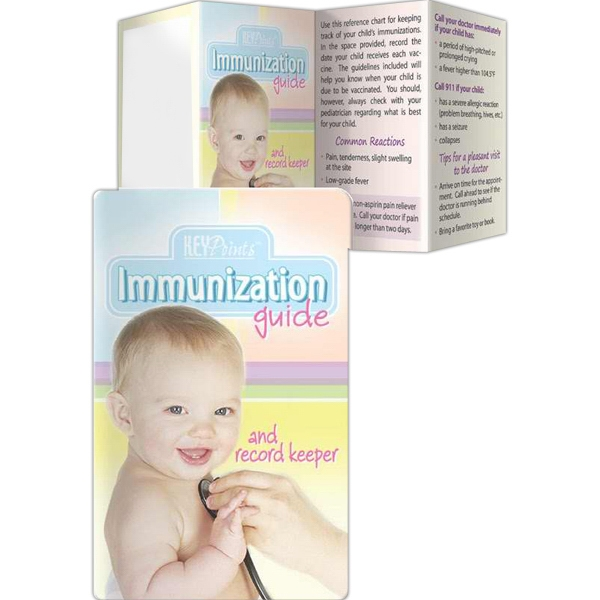 Key Points (tm) - Key Points - Immunization Guide And Record Keeper Photo