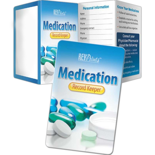 Key Points (tm) - Key Points - Medication Record Keeper Photo
