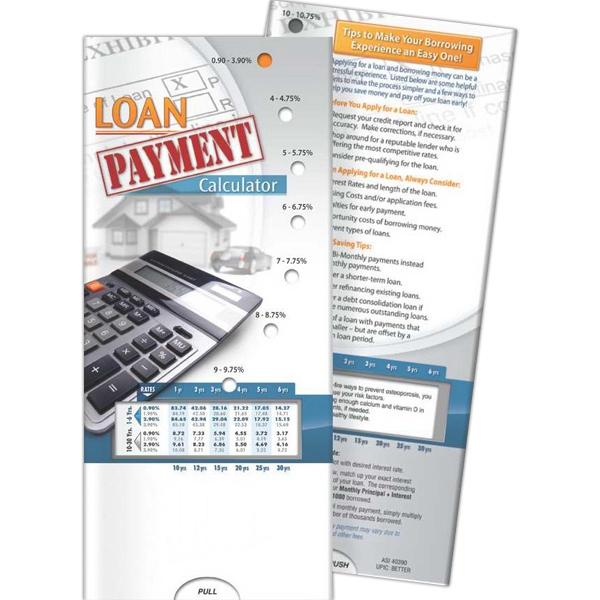 Pocket Slider - Loan Payment Calculator