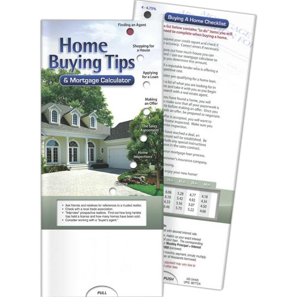 Pocket Slider - Home Buying Tips and Mortgage Calculator