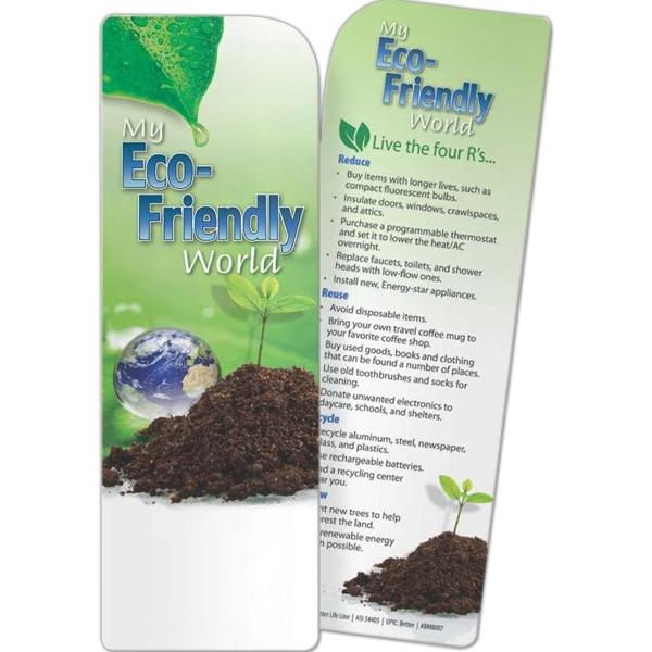Bookmark - My Eco-Friendly World - Bookmark - My Eco-Friendly World
