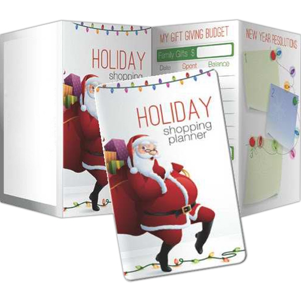 Key Points (tm) - Key Points - Holiday Shopping Planner (santa Design) Photo