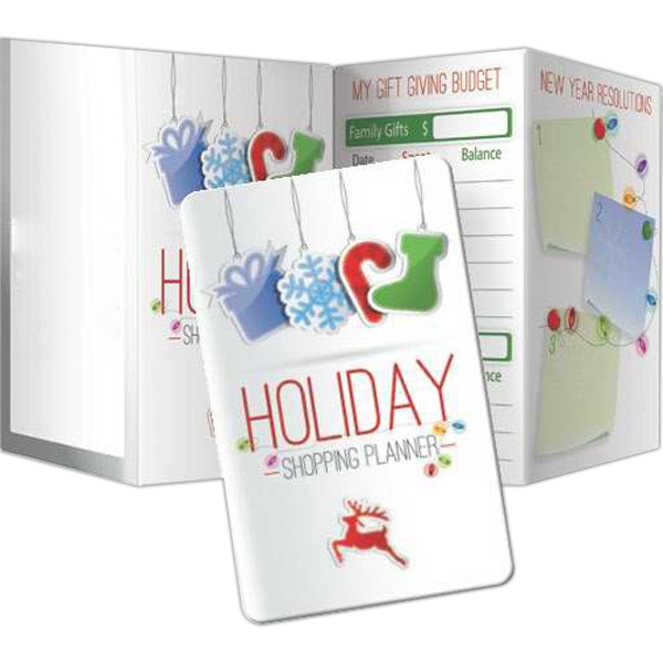 Key Points (tm) - Key Points - Holiday Shopping Planner (ornament Design) Photo