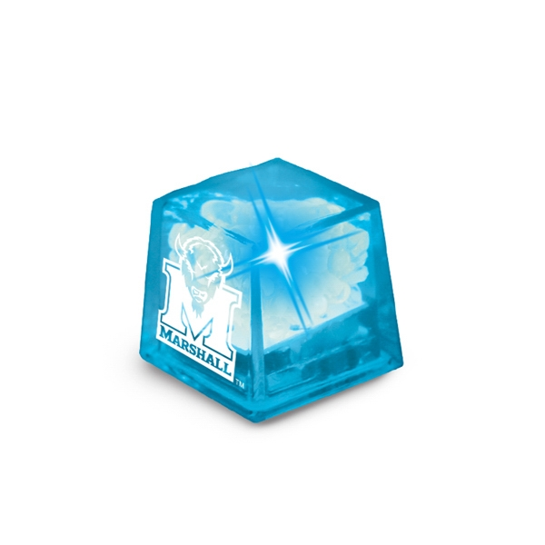 Miniglow - Blue/blue Led - Ice Cube With Color Led Photo