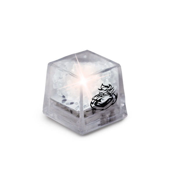 Miniglow - Clear/white Led - Ice Cube With Color Led Photo