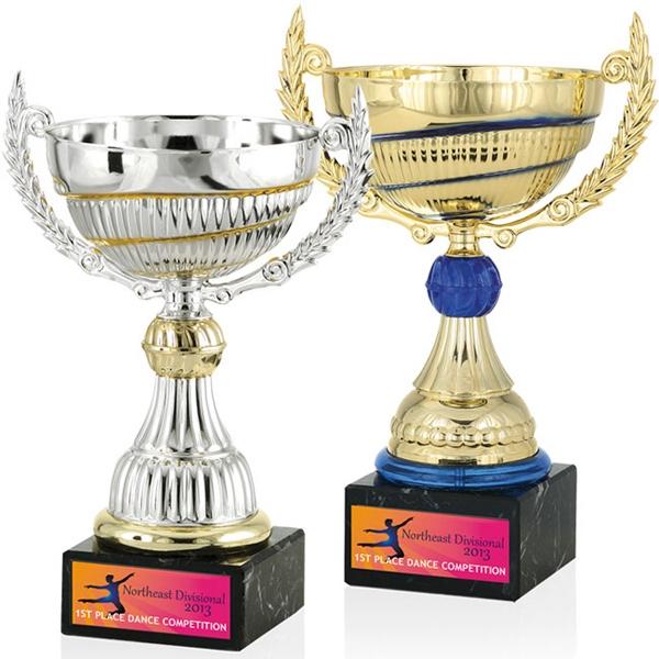 """11"""" Swirl Trophy"""
