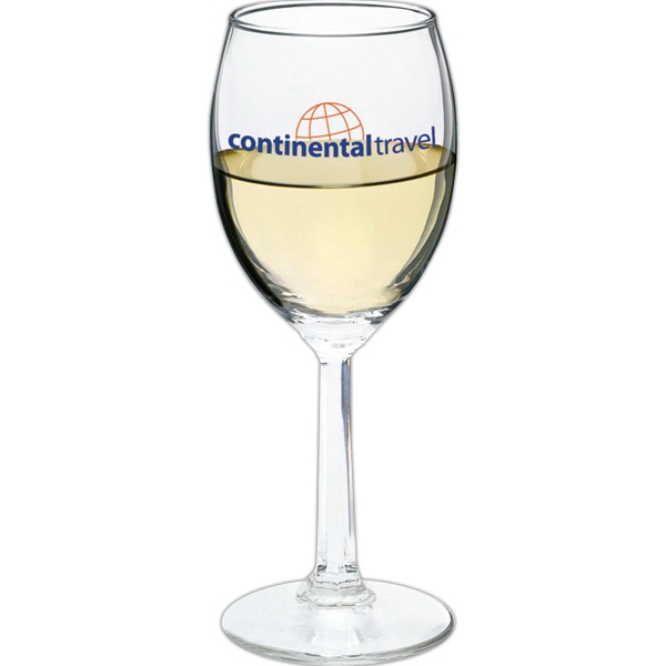 Napa - White Wine Glass, 8 Oz Photo