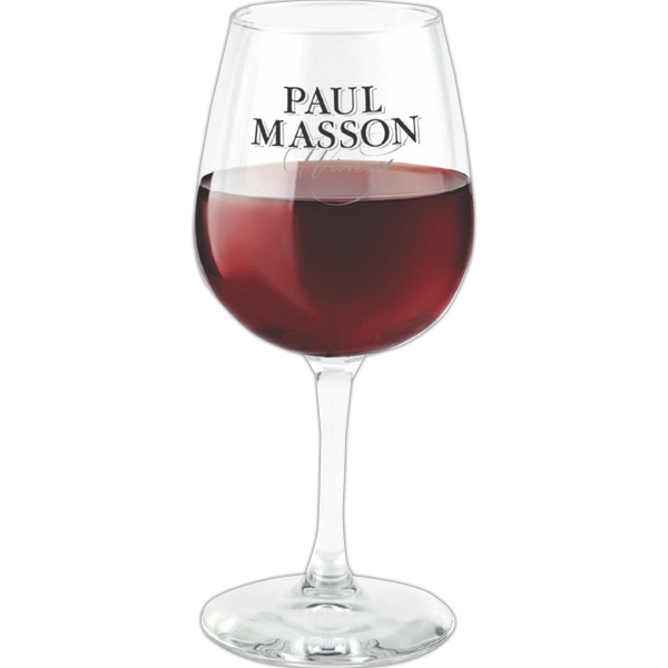 Wine Taster Glass With Top Rim Bead Detail Photo