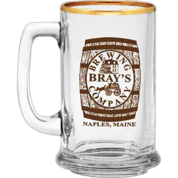 Glass 15 Oz Tankard Photo
