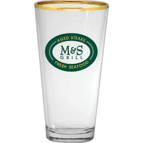 Large Mixing Glass, 20 Oz Photo