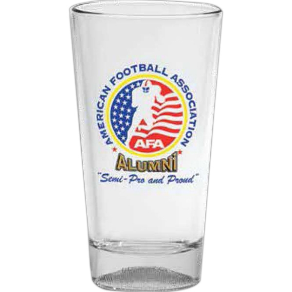 Football Sport Bottom - Sport Bottom Pint Glass, 16 Oz Photo