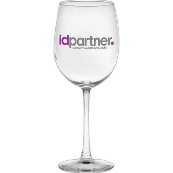 12 Oz White Wine Glass Photo