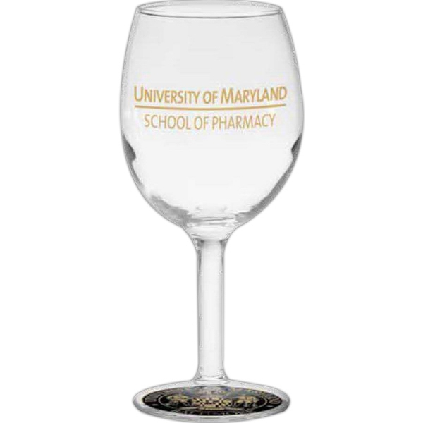 11 Oz White Wine Glass Photo