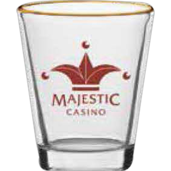 Tapered 1.75 Oz Shot Glass Photo