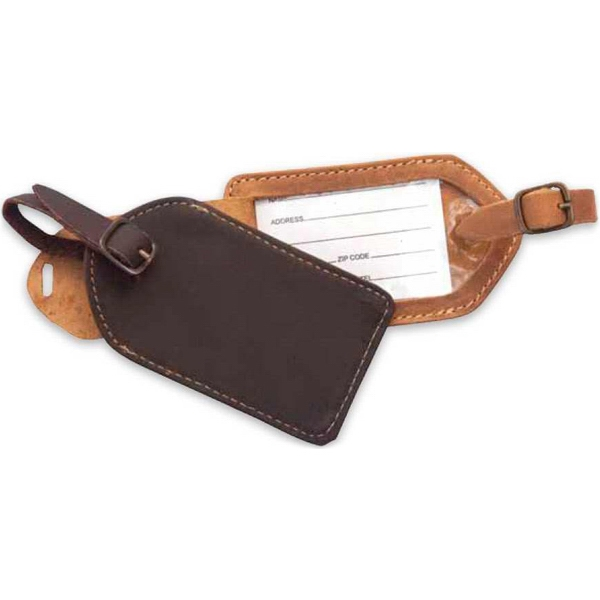 Barranca Canyon Luggage Tag