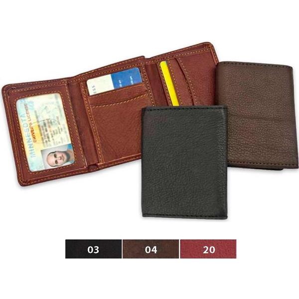 Bozeman Falls Tri-fold wallet