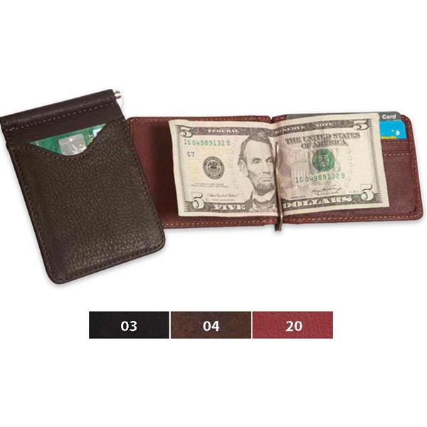 Cheyenne River Money Clip/Wallet