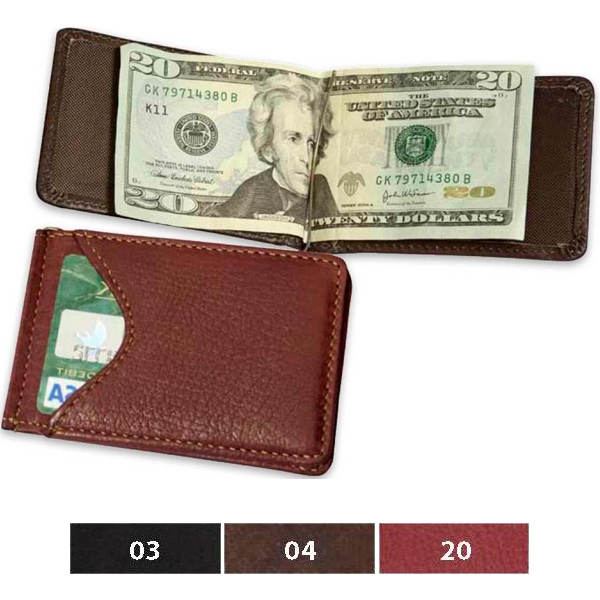 Burro Canyon Slimline Money clip/wallet