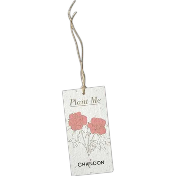 Medium Seed Paper Product Tag