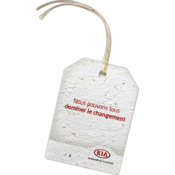 Price Tag Seed Paper Product Tag