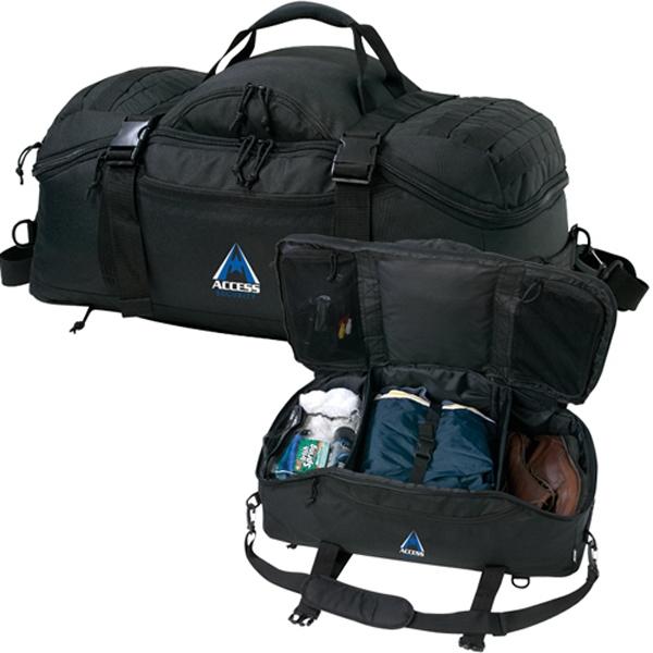 TacPack (TM) Recon Travel Duffel