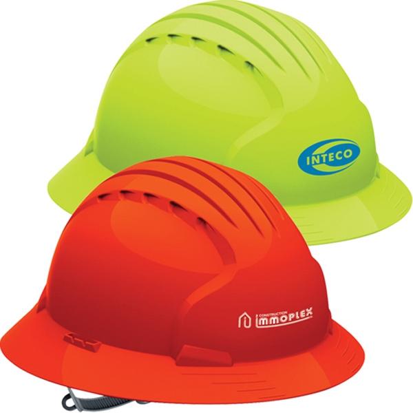 Evolution (TM) 6141 Full Brim Hi-Vis Hard Hat