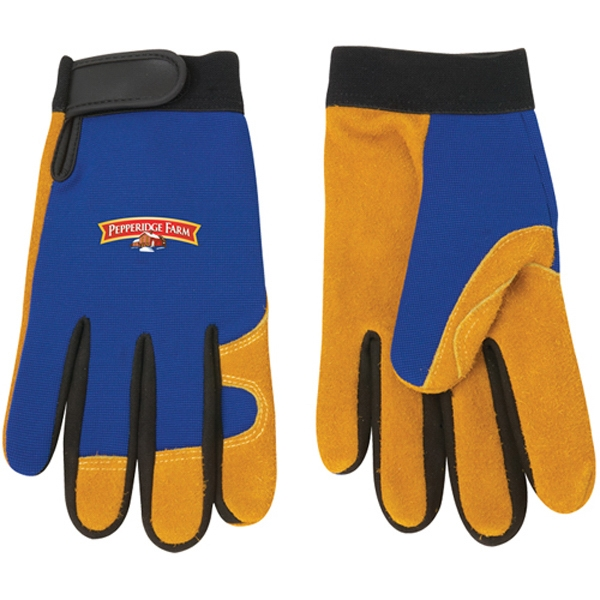 Heat Resistance Mechanics Style Glove