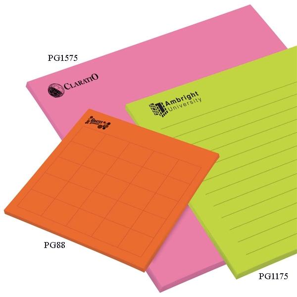 Custom Printed BIG Pad