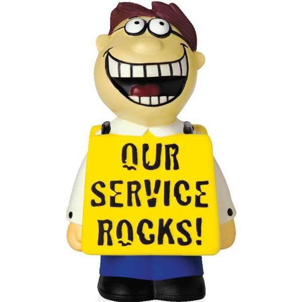 I Talk! Goofy - Our Service Rocks Talking Stress Reliever Photo