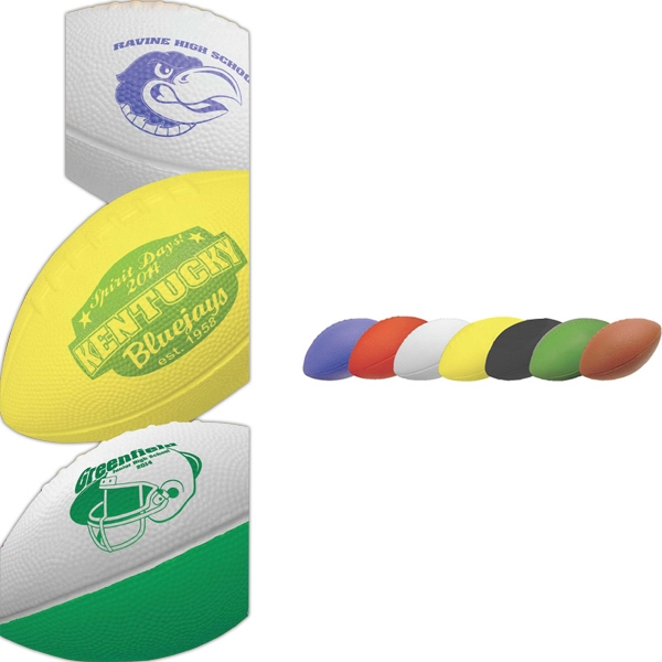 "Foam Football, 11"". Soft And Durable Photo"