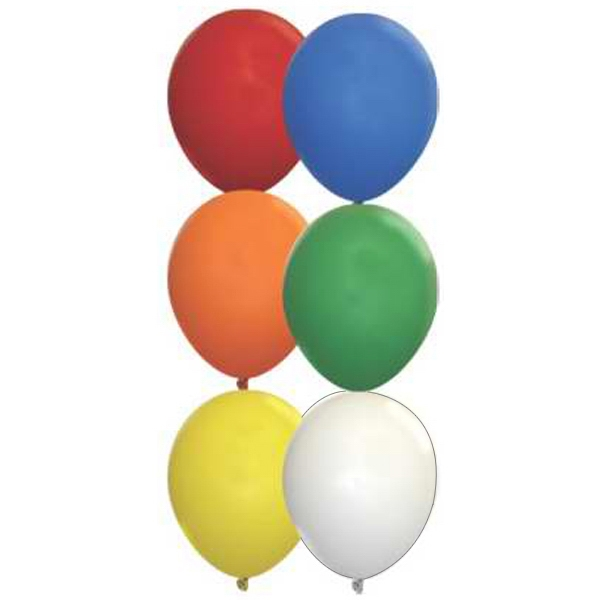 "Unimprinted Large 72"" Latex Balloon. Closeout Sale Photo"