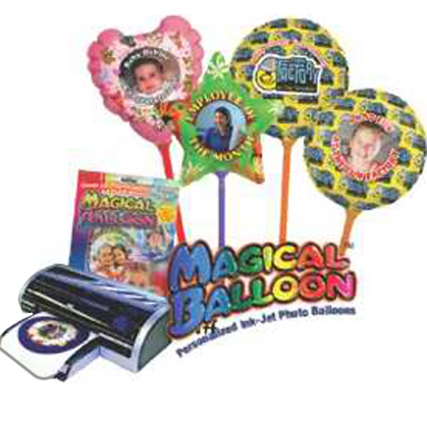 Magical Ballloon (tm) - Heart Balloon- Closeout Sale! Photo