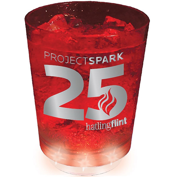 5-light 12 Oz Cup Made Of Styrene Photo