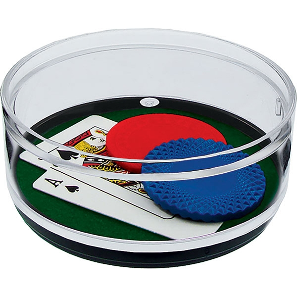 Blackjack - Compartment Coaster Caddy, Casino Theme Photo