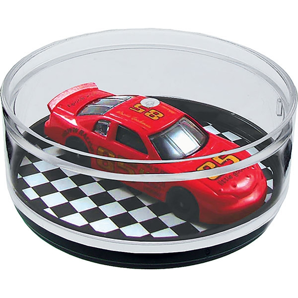 Pit Stop - Compartment Coaster Caddy, Travel Theme Photo