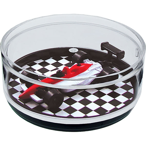 Victory Lane - Compartment Coaster Caddy, Travel Theme Photo