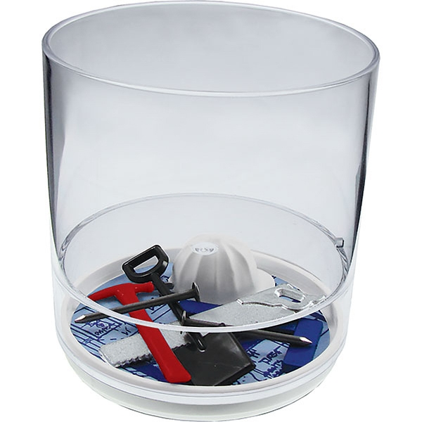 Hammer Time - 12 Oz Compartment Tumbler, Careers Theme Photo