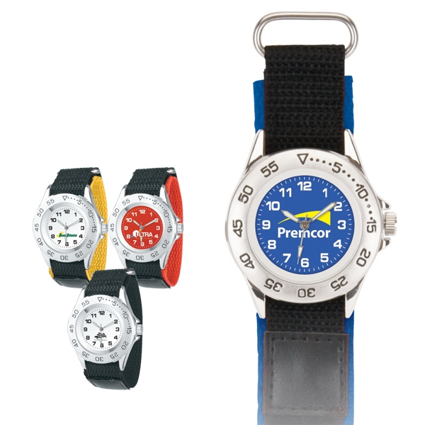 All Sport - Analog Wrist Watch With Quartz Movement And Scratch Resistant Lens Photo