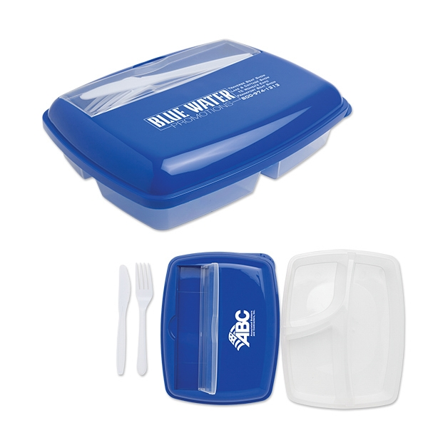 Rectangular Lunch Container