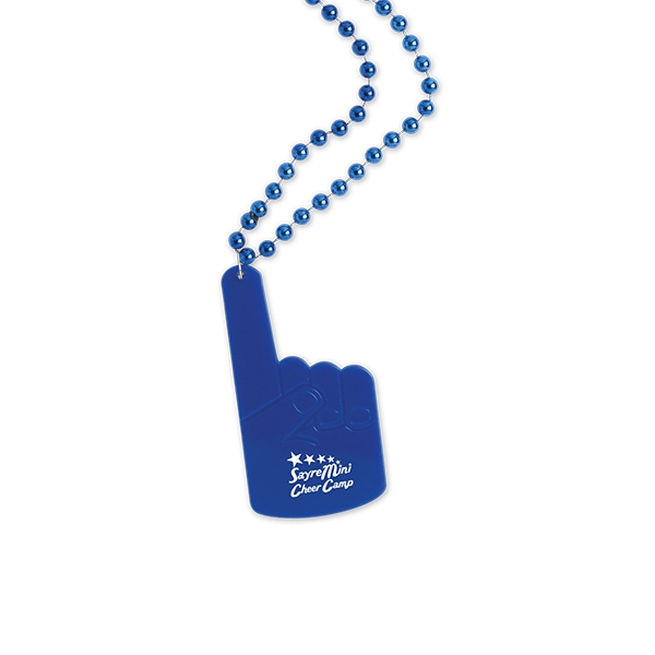 #1 Medallion Beads