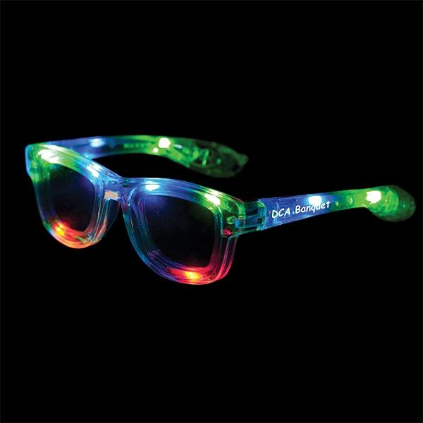 Light-Up Iconic Glasses