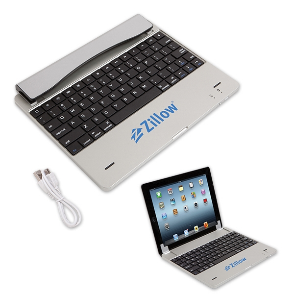 "10"" Hard Case with Bluetooth keyboard"