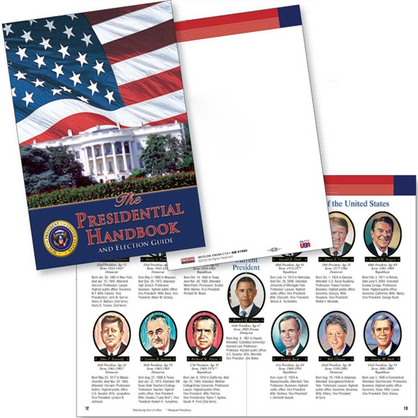 The Presidential Handbook And Election Guide Patriotic Booklet Photo